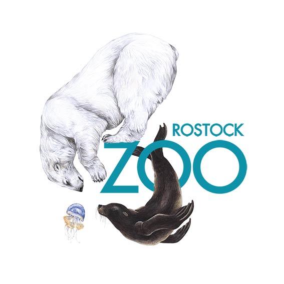Logo Zoo Rostock