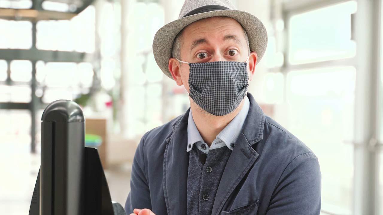 Imagefilm Des Flughafens Rostock Laage Zur Corona-Pandemie