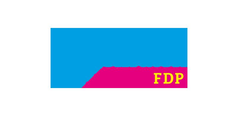 FDP Logo Kundenreferenz
